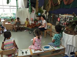 Orang-Utan-Retter im Kindergarten 2