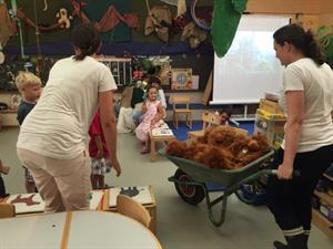 Orang-Utan-Retter im Kindergarten 1