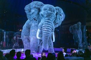 Zirkus und Zoo der Zukunft