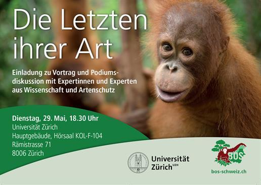 Event Uni Zürich 29. Mai 2018