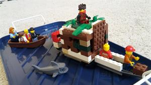 Legoboot