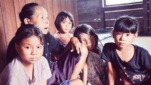 Familie Borneo