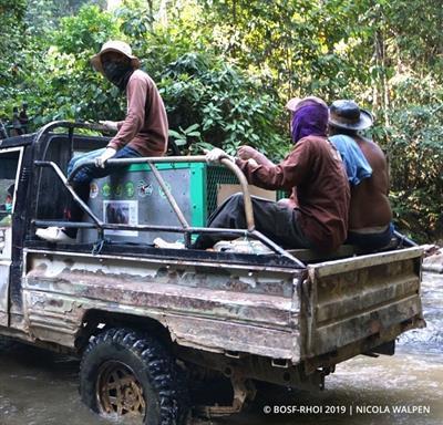 Eine unglaubliche Erfahrung: das Camp Lesik