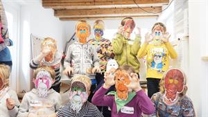 BOS Schweiz – Bildungsprogramm / Orang-Utan-Kinderworkshops