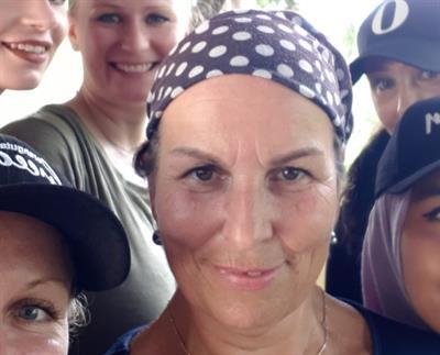 Nathalie - Gewinnerin Reisewettbewerb #orangutanfreedom