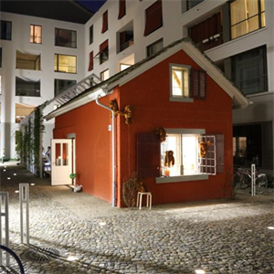 Die Geschäftsstelle von BOS Schweiz in Zürich