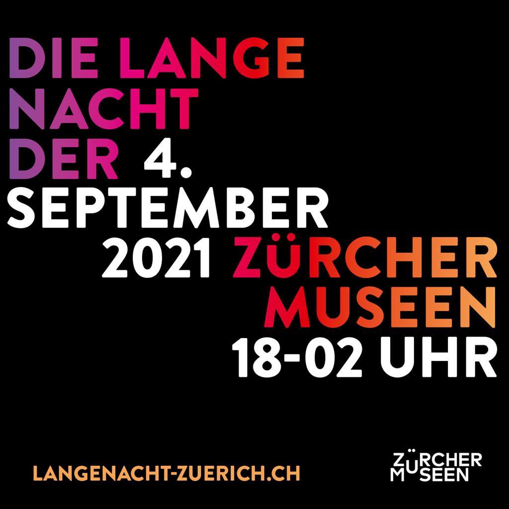 Visual: Die Lange Nacht der Zürcher Museen