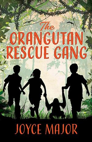 Das Buchcover von «The Orangutan Rescue Gang»