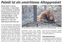 Artikel Lokalzeitung ZH