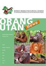 Orang-Utan-News Ausgaben 2014