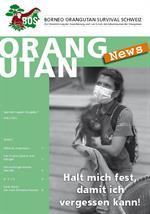Orang-Utan-News Ausgabe März 2015