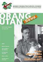 Orang-Utan-News Ausgabe Juli/August 2015