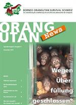 Orang-Utan-News Ausgabe Dezember