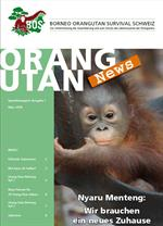 Orang-Utan-News Ausgabe März 2016