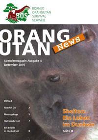 Orang-Utan-News Ausgabe 12 2016