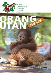 Orang-Utan-News Ausgabe 2016